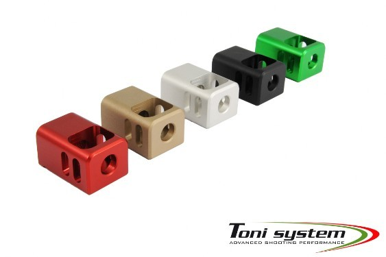 TONI System FTO Kompensator für Glock