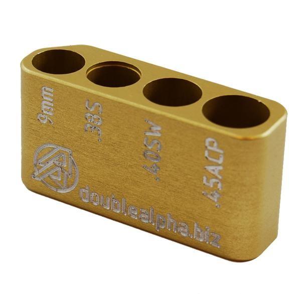 DAA Golden Multi Patronenprüflehre