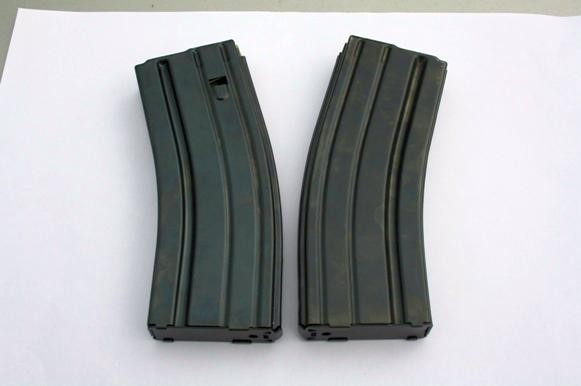 30-Schuss-Magazin für AR15, HK MR223