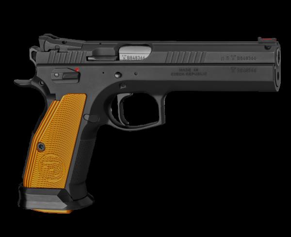 CZ 75 TS Orange .40 S&W