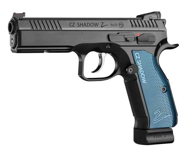 CZ 75 SP-01 Shadow 2