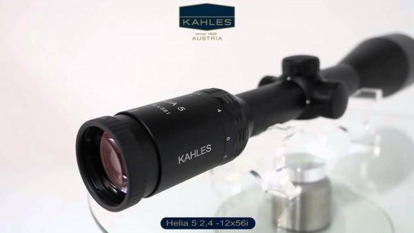 Kahles helia i zielfernrohre visierung optik