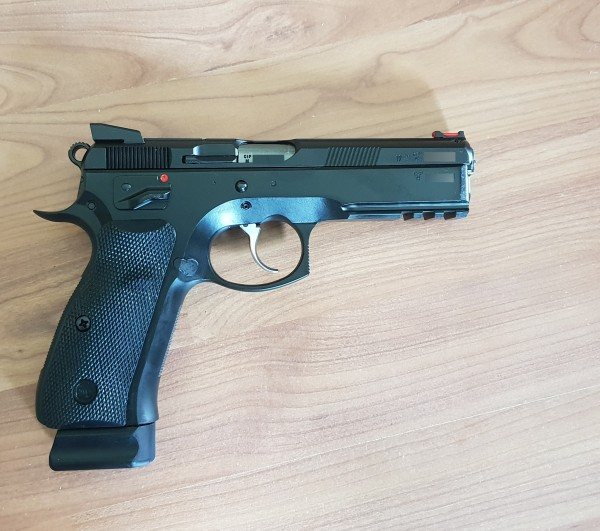 CZ 75 SP01 Shadow 1